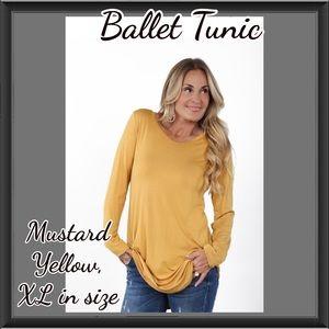 Ballet Tunic Top